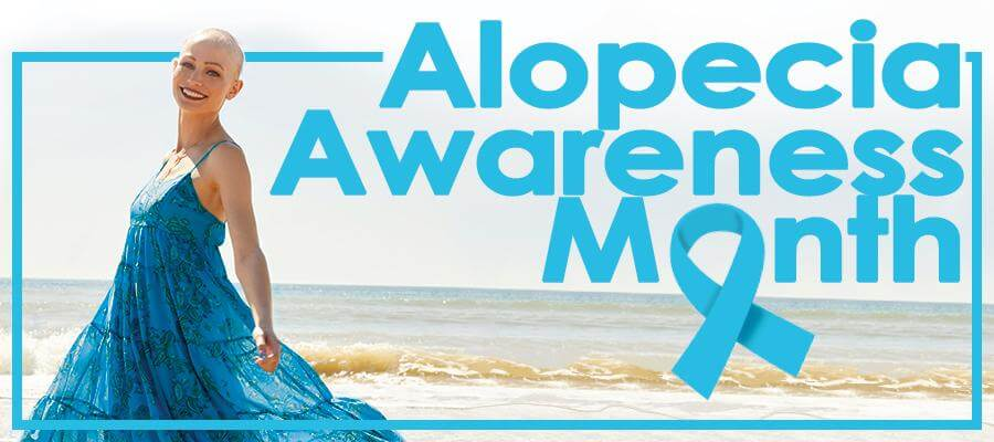 Sensibilisation à l'alopécie